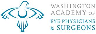 washington academy of eye physicians and surgeons logo