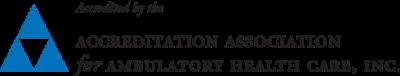 Accreditation Association for Ambulatory Health Care logo